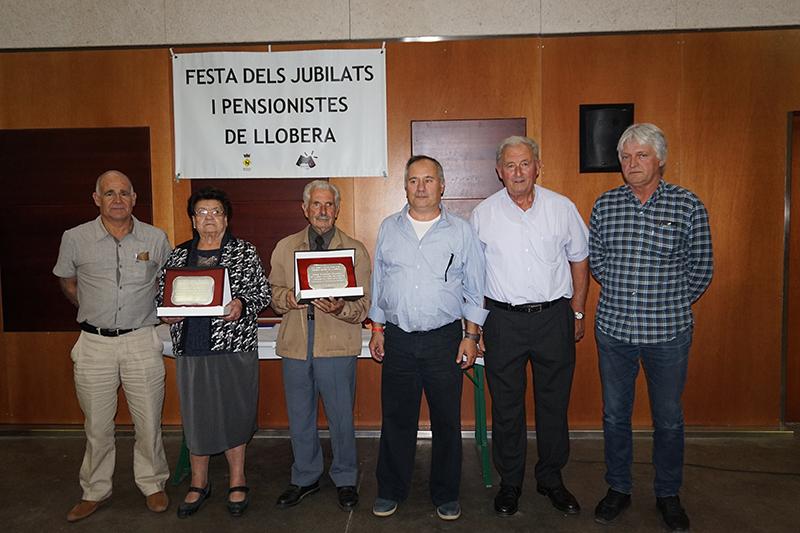 Festa dels jubilats i pensionistes de Llobera